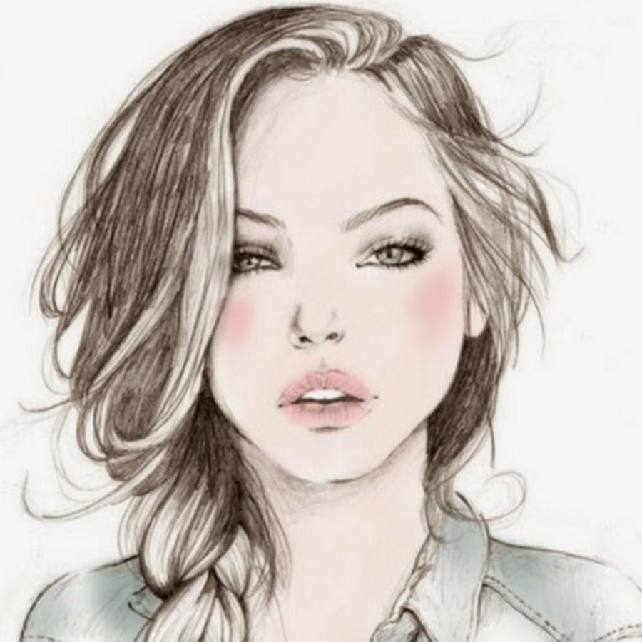 Рисунки на голой девочке 12 фотография
