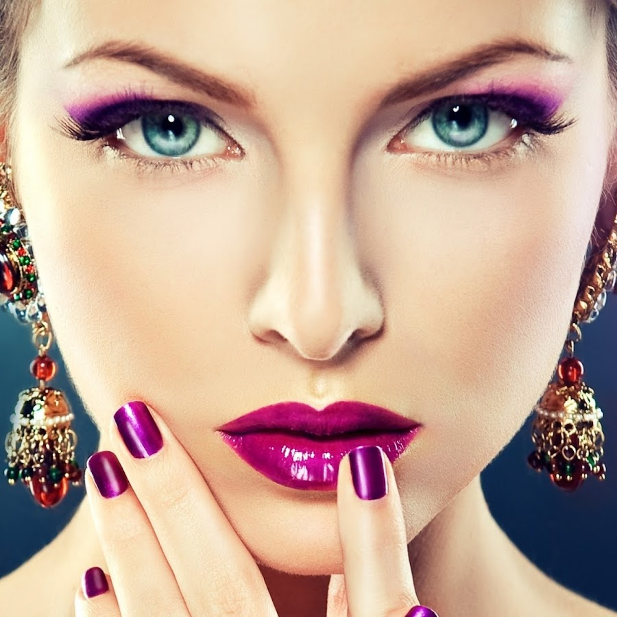 Makeup face
