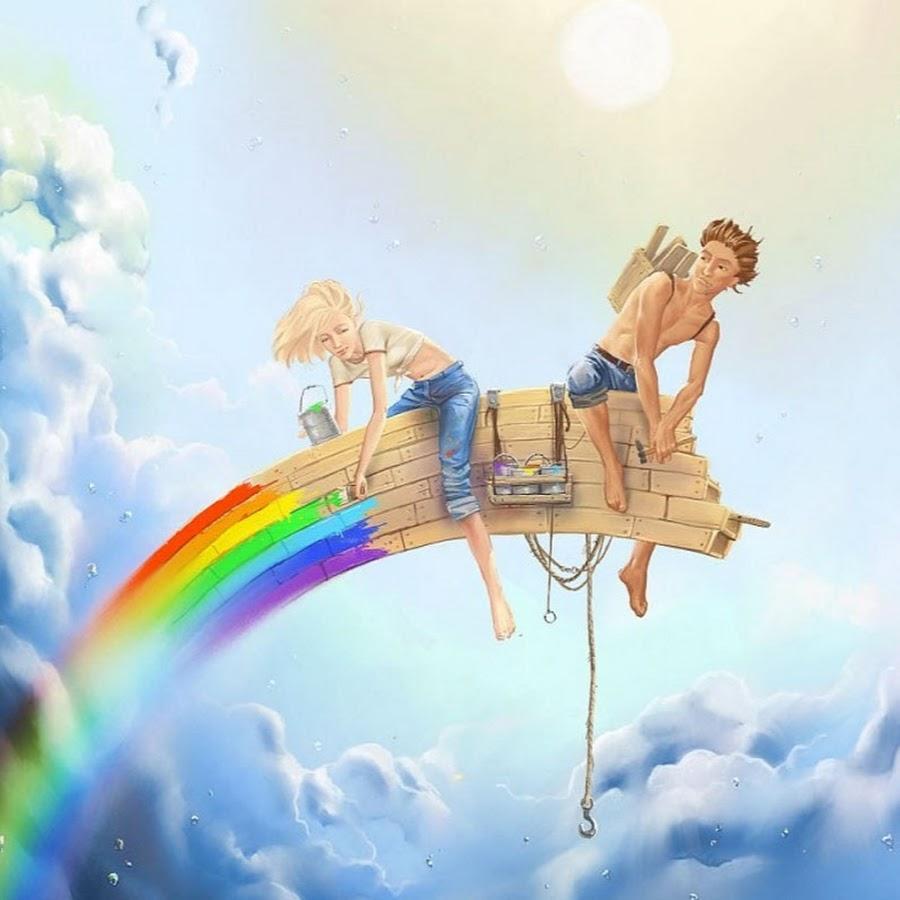 Песня я нарисую тебе радугу