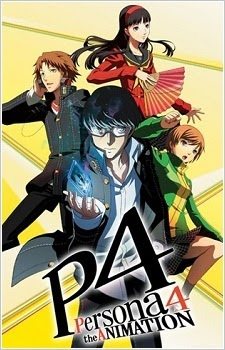Persona 4: The Animation - Persona 4 The Animation VietSub