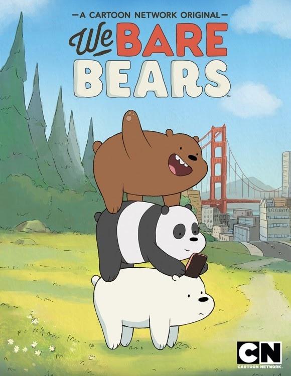 Chú Gấu Đáng Yêu -We Bare Bears -  VietSub