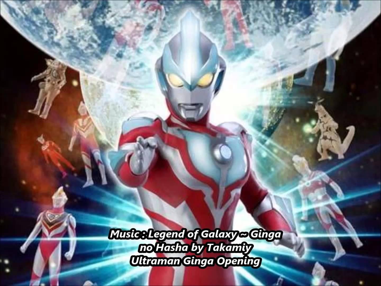 Ultraman Ginga - Siêu Nhân Ginga VietSub