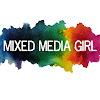 Mixed Media Girl