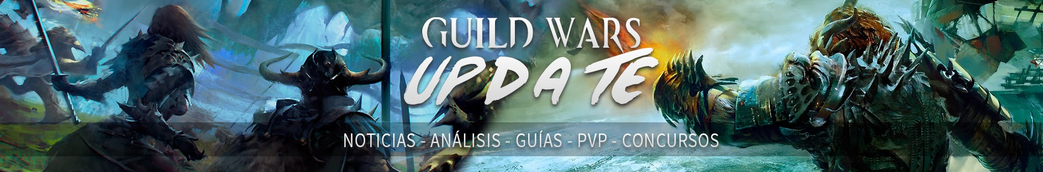 Guild Wars 2 Update (Darkxemnas)