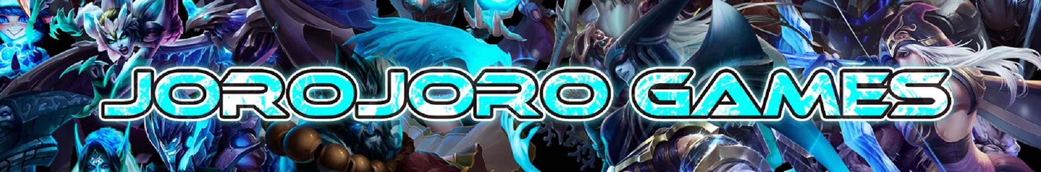 JoroJoro Games