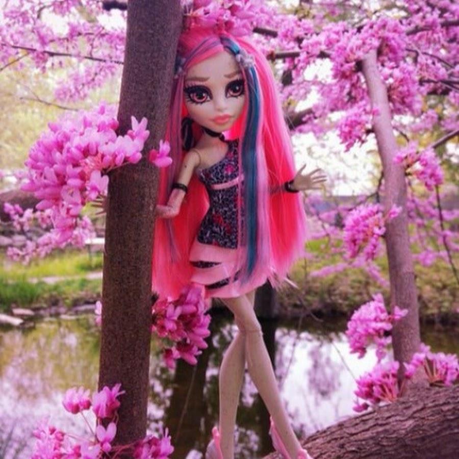 Фото самые красивые куклы монстер хай