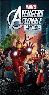 Avengers Assemble -Siêu Anh Hùng Hội Tụ - Hoạt Hình Siêu Anh Hùng Hội Tụ Thuyết Minh