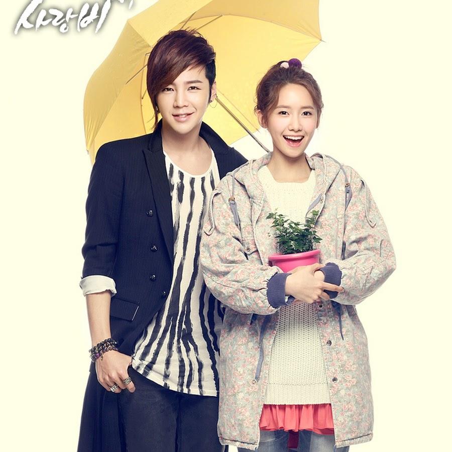 Rating fashion king dan love rain
