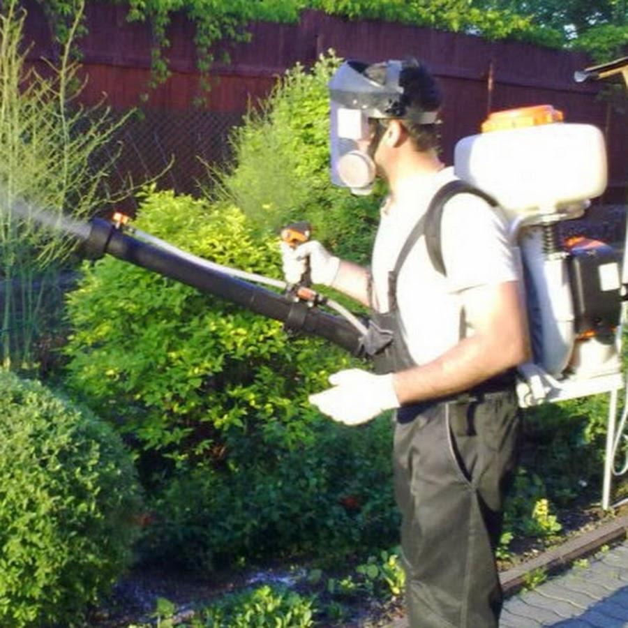 Обработать участок от комаров 187