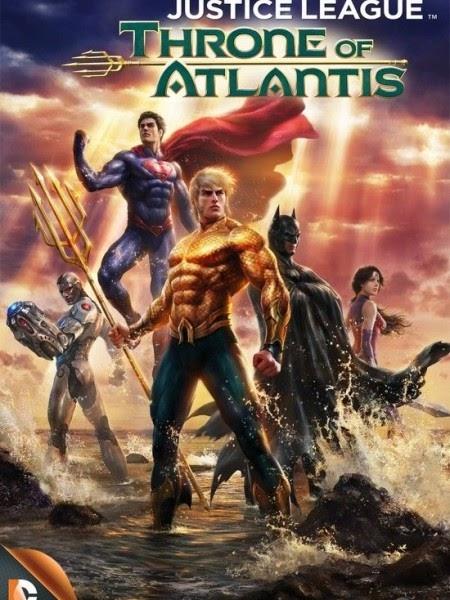Liên Minh Công Lý: Ngôi Vua Của Atlantis - Justice League: Throne of Atlantis Movie VietSub