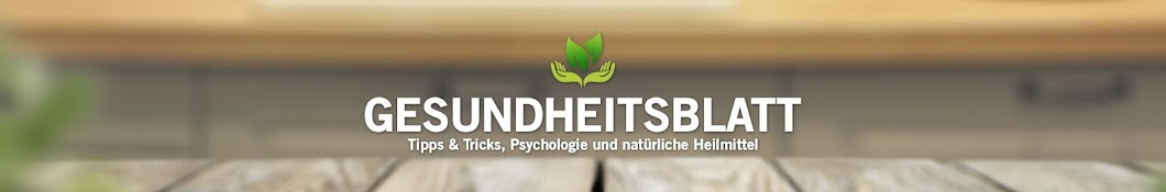 Gesundheitsblatt