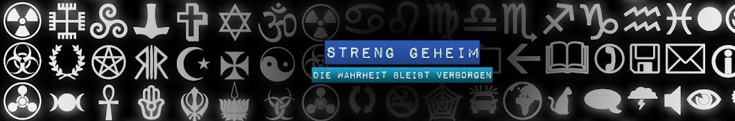 StrengGeheim