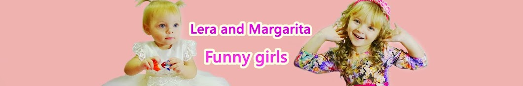 Funny girls Margarita and Lera