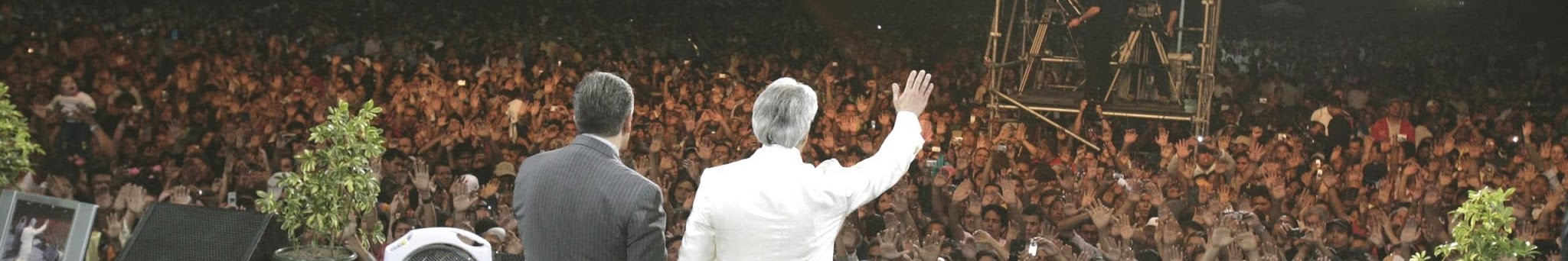 JOSHUA GOLDEN EMINENT: Benny Hinn Youtube Channel