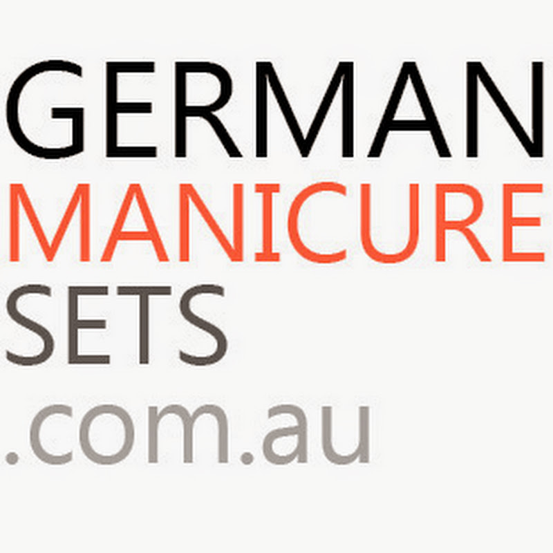 German Manicure Sets