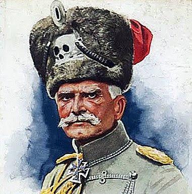 Generalfeldmarschall August von Mackensen