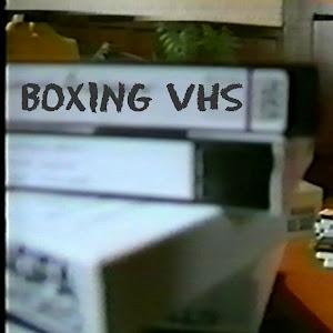 boxing vhs