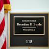 U.S. Congressman Brendan Boyle