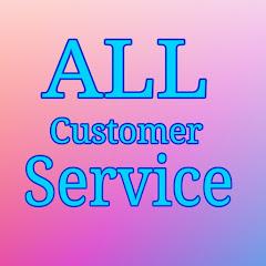 All costumer service