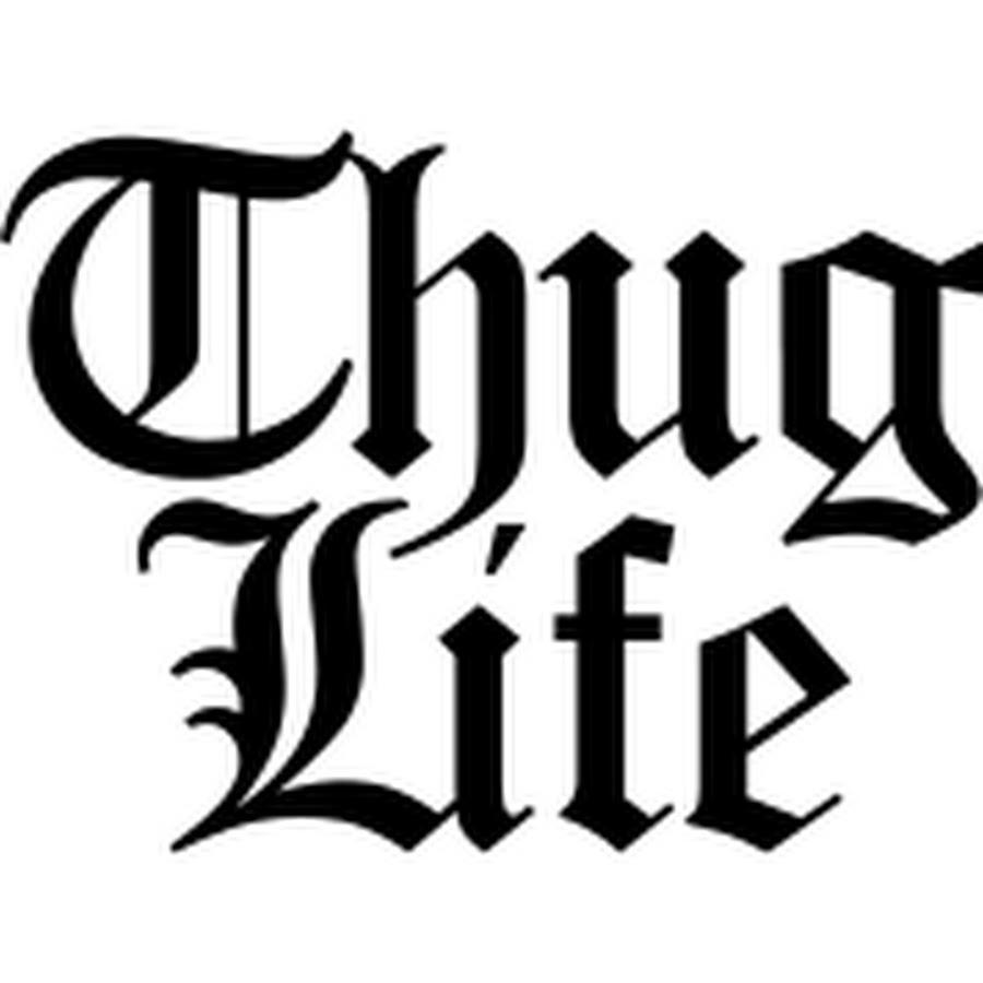 Thug Life Transparent Text - Bing images