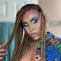 Wondrous Beyonce Inspired Braided Ponytail Ft Model Model Synthetic Hairstyles For Women Draintrainus