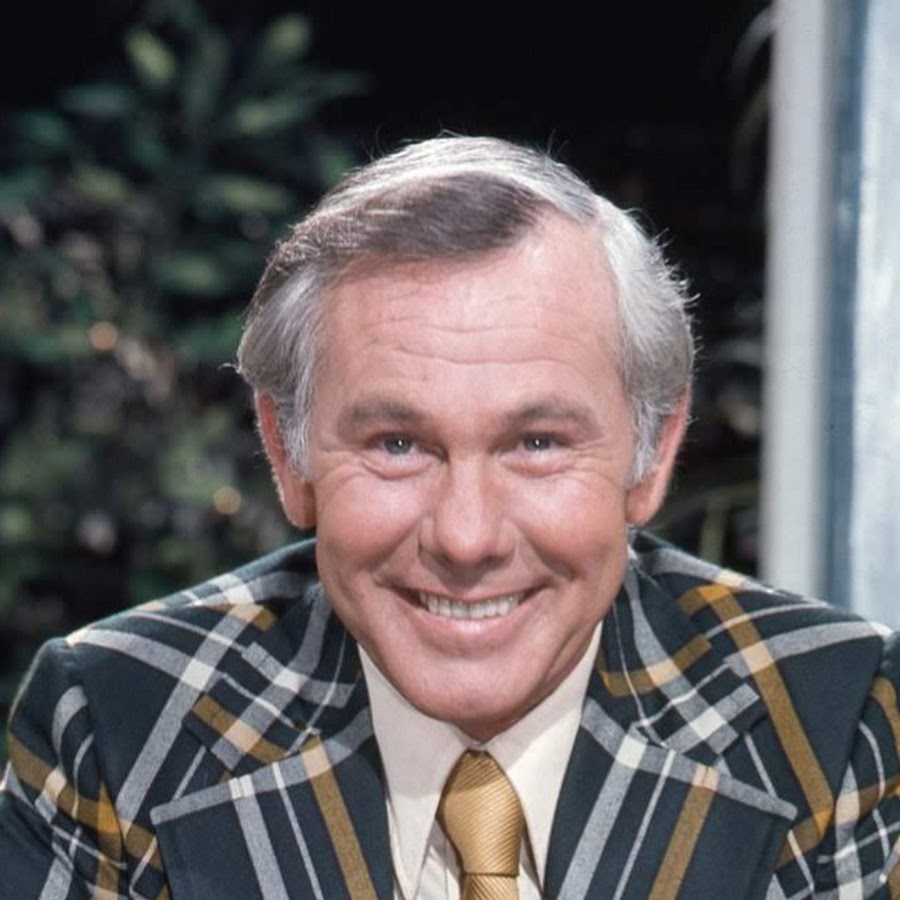Johnny carson youtube for The carson
