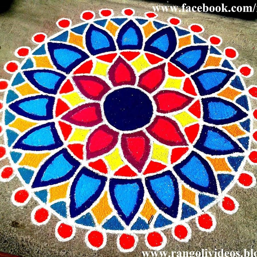 Design Patterns In Rangoli
