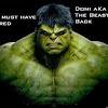 Domi aKa Hulk
