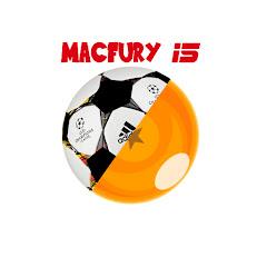 Youtubeur MacFury15
