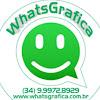 Whatsgrafica Arte e Design, da criação a impressão!