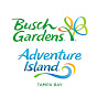 Busch Gardens & Adventure Island Tampa FL