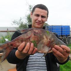 рыбалка на пенягинском пруду