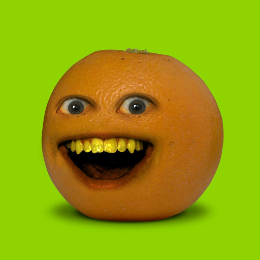 Annoying Orange video