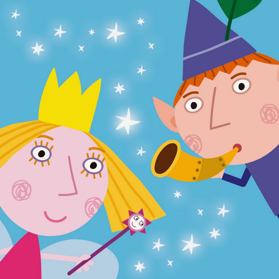ben and holly's little kingdom  official channel  youtube