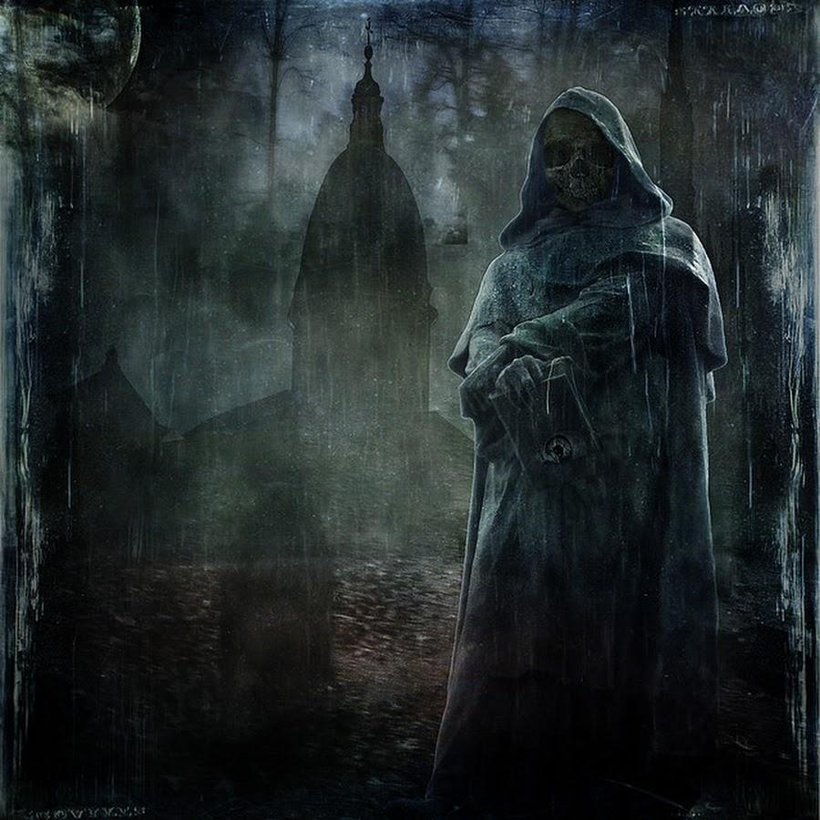 Resultado de imagen de monje fantasma