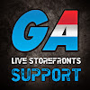 Live Storefronts Support