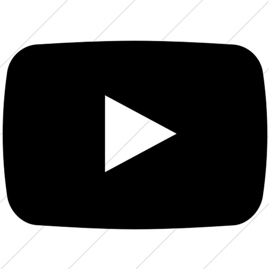Youtube black png