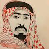 الفنان عبدالله ياسر التميمي