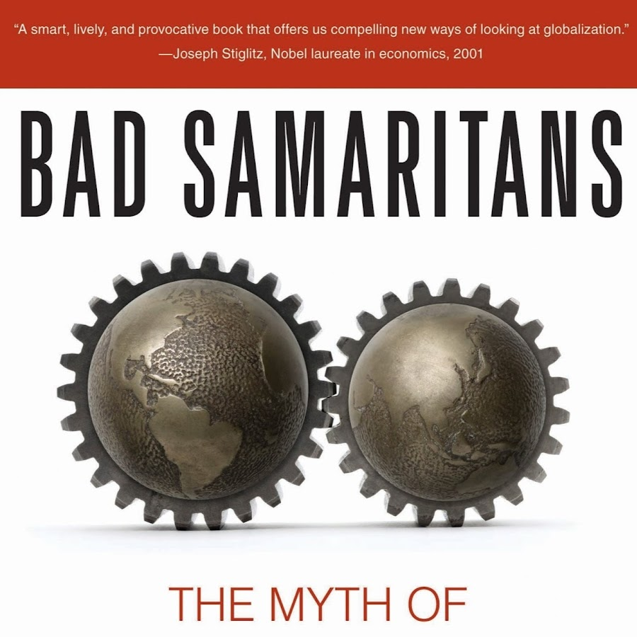 book review bad samaritans Check out this bad samaritan essay paper from 12 in his book ( bad samaritans: therefore this book review will evaluate his strategies with reference to the.