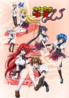 Highs chool DxD SS2