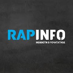 Рейтинг youtube(ютюб) канала RAPINFO