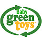 Baby green toys