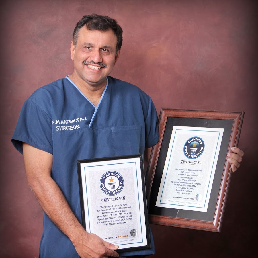 Dr Naeem Taj