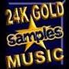 24kGoldSAMPLESMusic