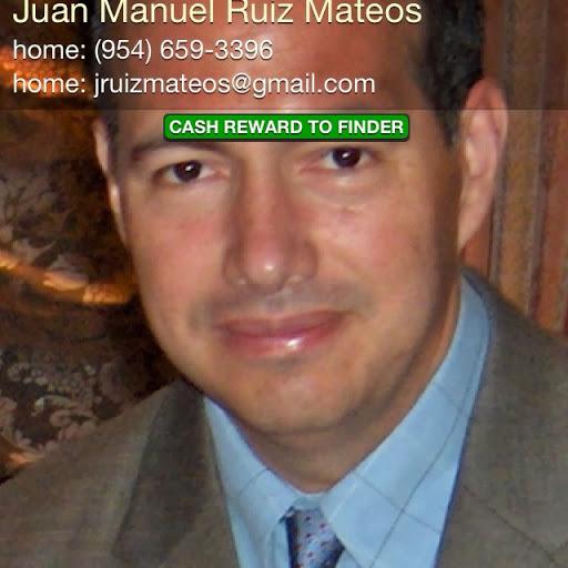 Juan Manuel Ruiz Mateos