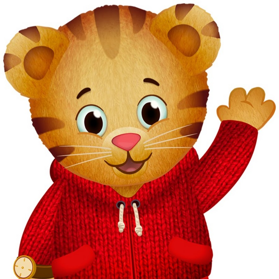 daniel tiger s neighbourhood youtube baby tiger face clipart free tiger face clipart