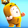 Big Fan Oddbods
