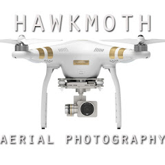 Hawkmoth Aerial Photography