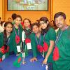 Célébration de la Journée Mondiale du Théâtre du 27 mars 2016 par Chander Hatt, Associé de l'AITA/IATA asbl du Bangladesh