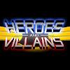 MyHeroes&Villains